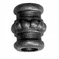 Element de mijloc nuca gaura Φ14mm 13-101